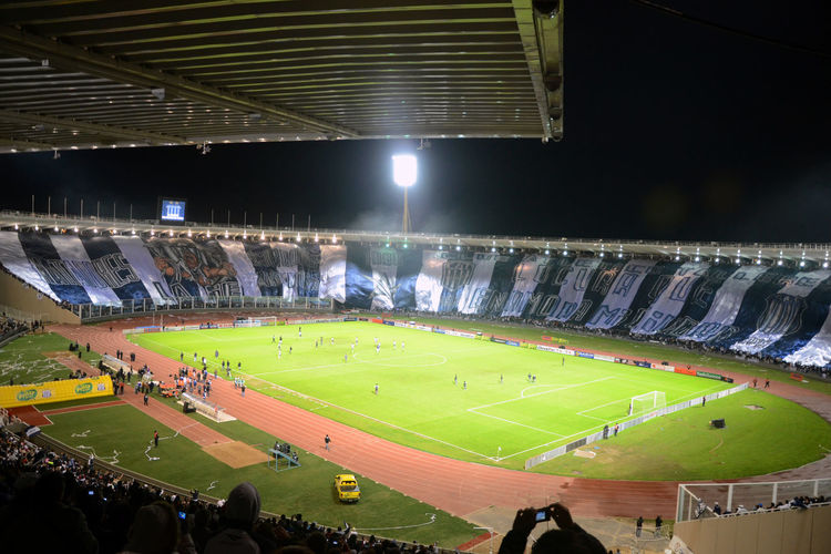 Talleres Bandera Bigflag Flag Granbandera Soccer Field Talleres De Cordoba