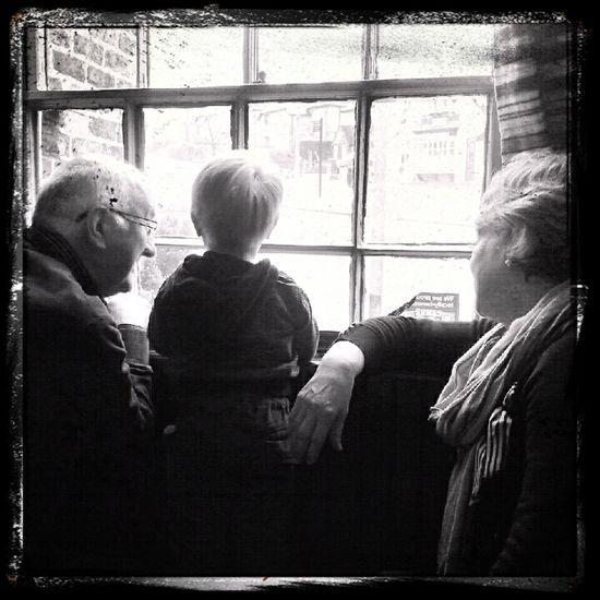 Grand Parents Bollington