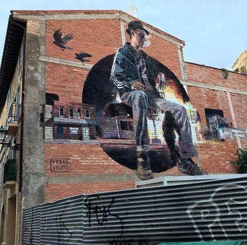 Detodounpoco Streetphotograpy Callejeando Streetart Graffiti Art