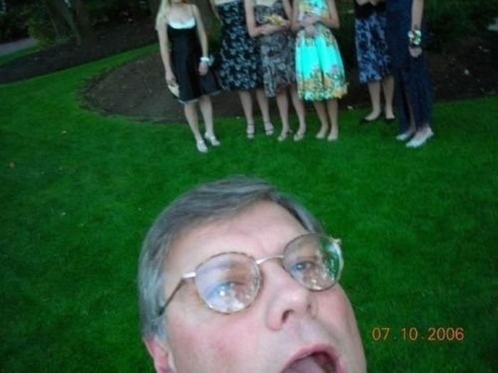 This guy Family LOL Selfie