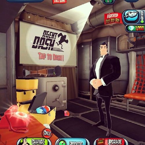 Agent_dash Android