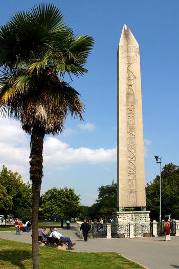 Obelisk at