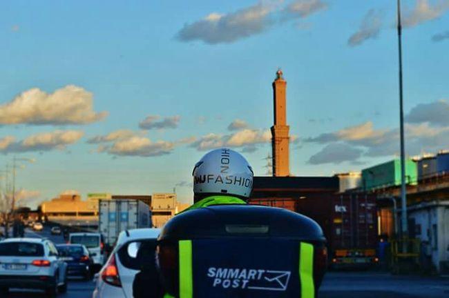 Car Photography On The Road Lanterna Di Genova Fashion