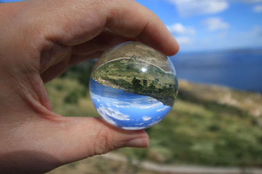 Crystal ball in Croatia Crystal Ball Crystalballphotography Crystalball Crystalball_photography Croatia Croatia ♡ Croatiafulloflife Croatia ❤ Croatia_photography Croatiawithlove Croatia Full Of Life Croatiafulofcolours Mountain Sphere Glass - Material Reflection Croatia🇵🇾 Croatian Landscape Crystal Ball Day Beauty In Nature Nature No People Instasky Outdoors