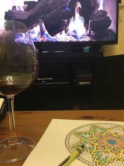 Wine Coloring Coloringbook Coloring Book Coloring Mandalas!