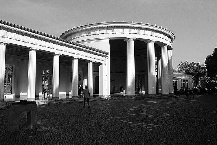 Elisabeth-Brunnen Aachen Fortheloveofblackandwhite Theartofblackandwhite Black&white