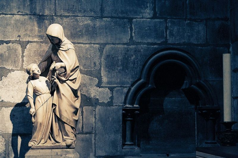 Paris Travel Nothre Dame VSCO