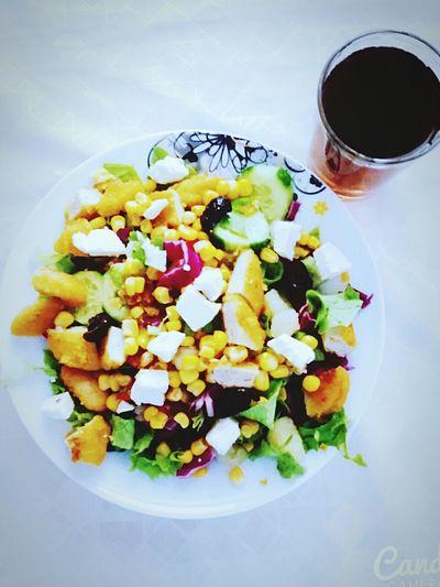 Salad Healtylife Healthy Food Delicious ♡ Happiness First Eyeem Photo Firsteyeemphoto
