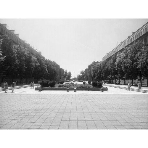 Nowahuta Alejaróż Krakow