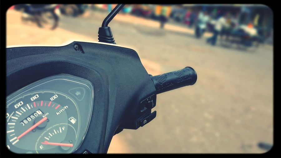 Honda Activa Indianmotorcycle