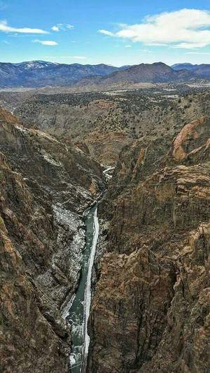 Check This Out Royalgorge Whataview Colorado Arkansas River
