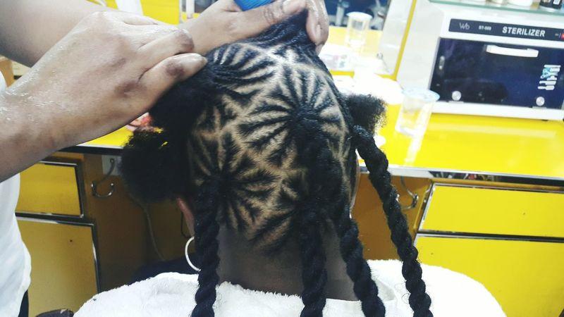 Hairstyle Beauty Black Hair ❤❤ Hairsalon Hair Dressing