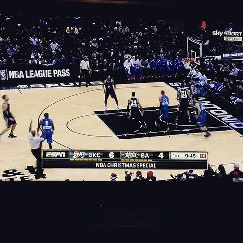 It's Christmas game! NBAChristmas NBA