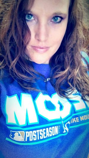 I'm ready for some KC Royals baseball!! ForeverRoyal Moose!
