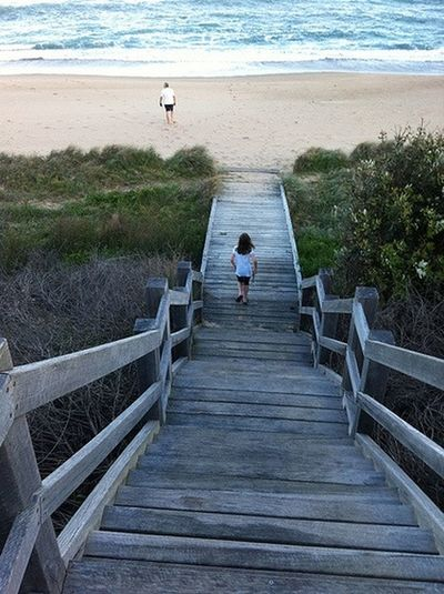 The Places I've Been Today Beach Life Is A Beach Walk This Way