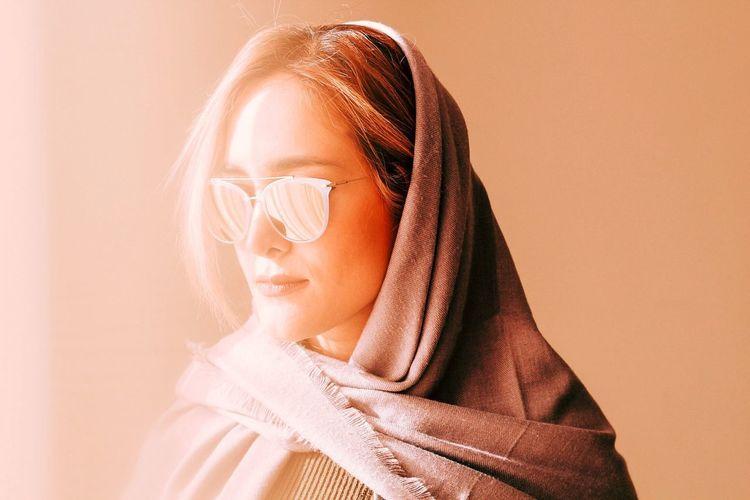 Bright Eyes Portrait Day Indoors  Sunglasses Women The Week On EyeEm Editor's Picks