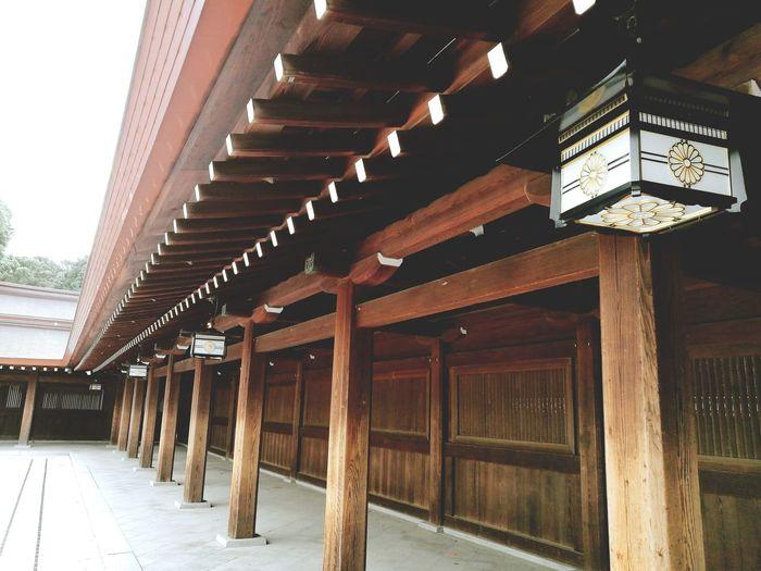 Roof Wood -