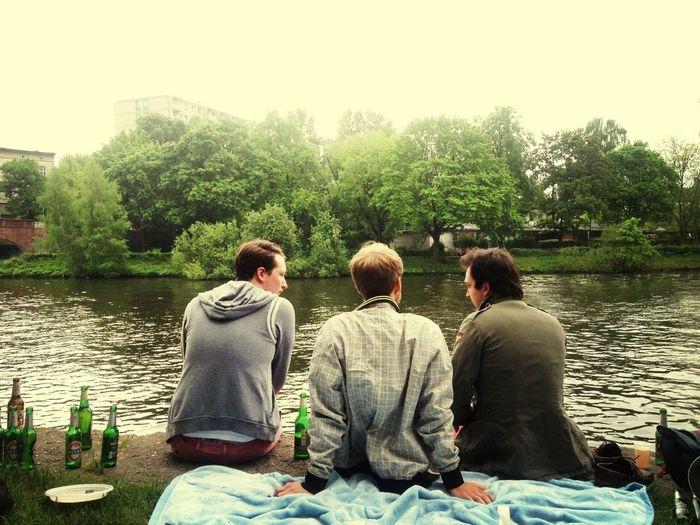 Hanging Out Enjoying Life I Love Berlin Mein Herz Schlägt Für 21!