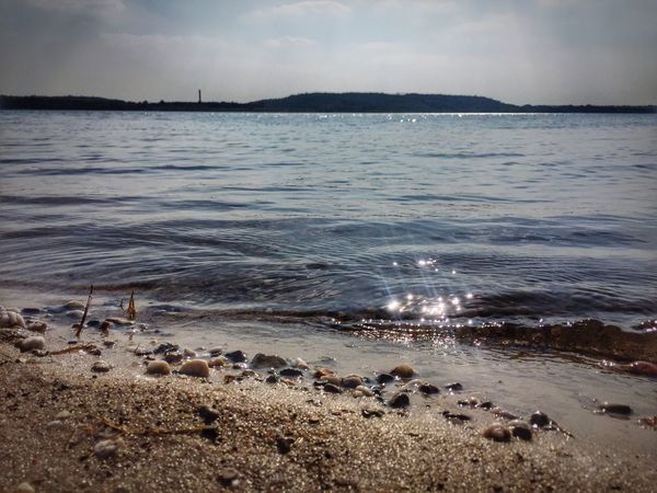 Water Lake Stone Sand Sunny Day Sunshine And Summer Time Thoughts Silence Taking Photos Think Of You Check This Out Missing You Firts Eyeem Photo EyeEm Nature Lover EyeEmwaterlover