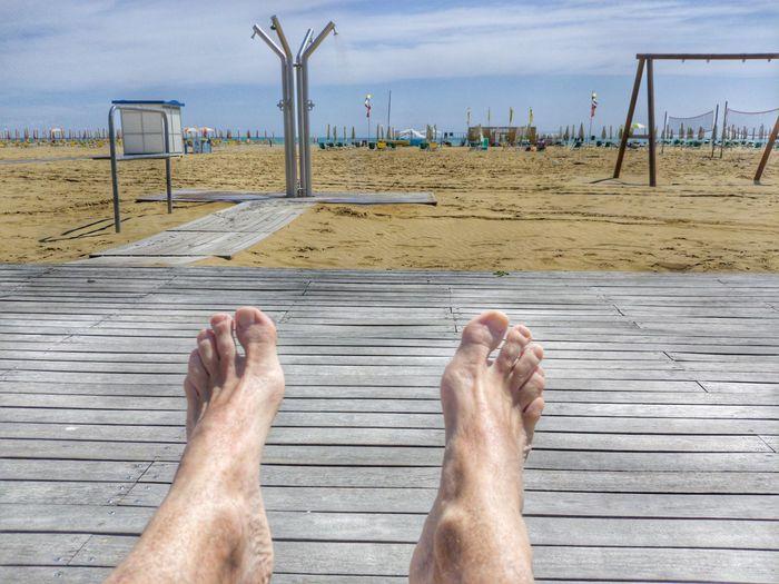 Low Section Beach Human Leg Sea Relaxation barefoot Jetty Men Summer Sand Sole Of Foot Human Toe #FREIHEITBERLIN