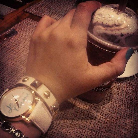 eu mereço depois do trampo prova-pós- puc + 230km rodadissimos café gelado com frutillas rojas Californiacoffe Lovebh