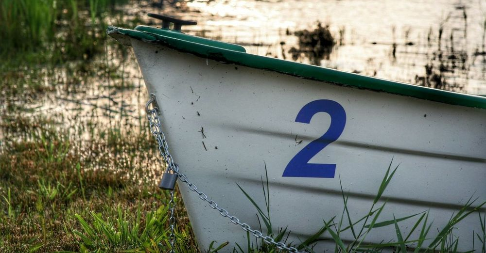 Mazury Poland Summer Summer2016 Boat Number Two Lake Poland Is Beautiful EyeEm Best Shots Still Life My Point Of View Nature Trainsportation Close Up Details Live For The Story