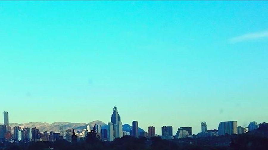 Objetivos altos, cielo más cerca Benidorm SPAIN Sony XperiaZ3 Sky Rascacielos Besttapas Pinchos Wines Holidays