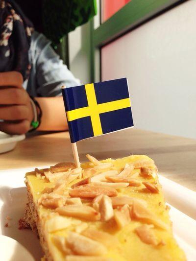 Swedish Pie - Snapseed Foodporn Goodie Sweden