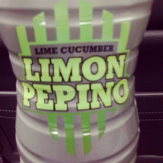 Lime Cucumber Gatorade = Not that bad 👍♡♥♡ㄟ(≧◇≦)ㄏ Followforfollow Gatorade Lime Cucumber Drink Sports