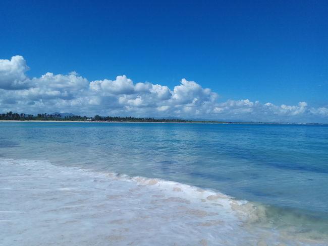 EyeEm Selects Beach Sea Tranquility Blue Sand Tropical Climate Idyllic