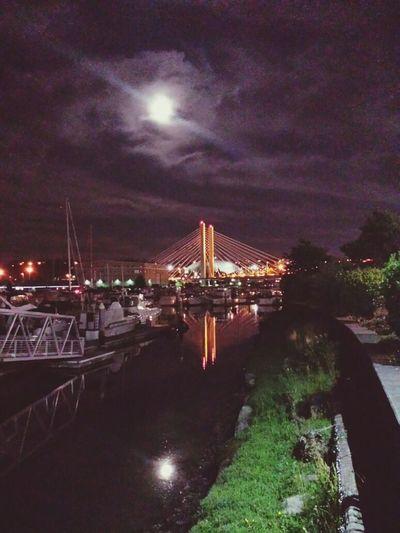 Moon Bridge Tacoma Lovelynight