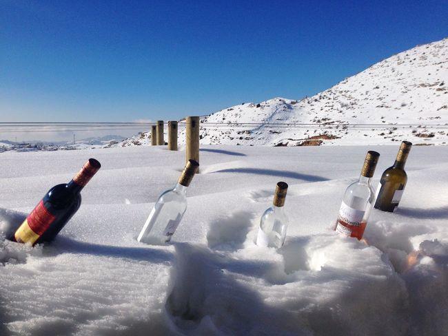 Massaya Faqra Fun Wine Winter Snow Enjoying The Sun Friends Warm