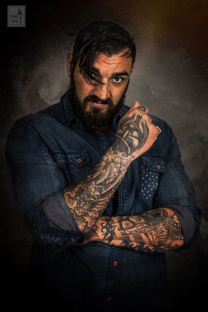 A great shoot with Alan, a while back now, a true gentlemen with some fantastic ink Male Model Tattoos Masculine Masculinity Muscle Studio Studio Lighting Tattoos Testosterone First Eyeem Photo