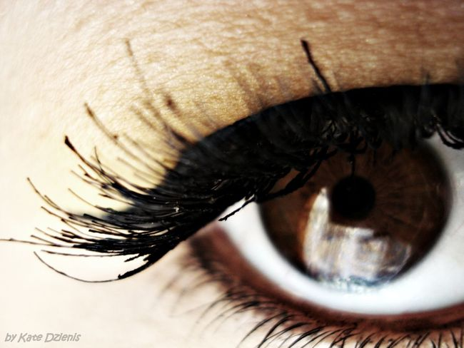 My natural lens.