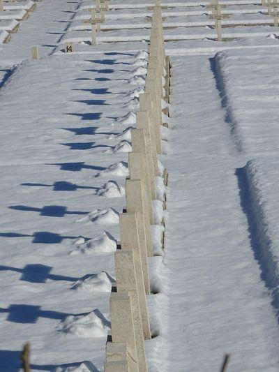 Fallen Soldiers war cemetery
