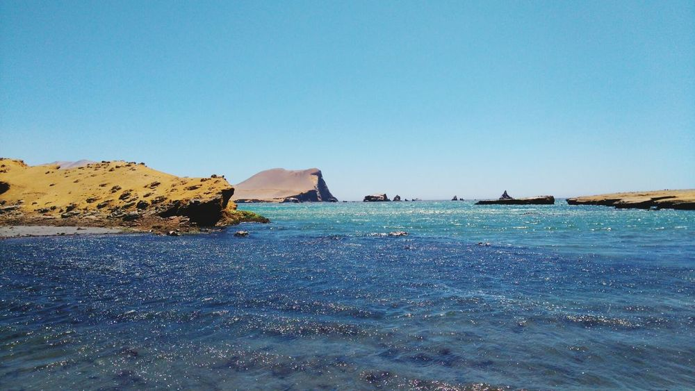 Water Sea Nature Beach Outdoors No People Scenics Sky Wave Refraction Beauty In Nature Day Landscape Paracas National Park Beauty In Nature Nature Reserve Paracas-Ica Paracas Nature Vacations Tranquility Sunlight Postcard The Great Outdoors - 2017 EyeEm Awards
