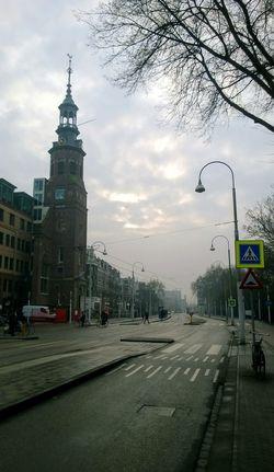 Amsterdam Cloud - Sky Street Architecture City Street Outdoors Building Exterior Sky