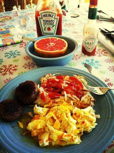 Breakfast !