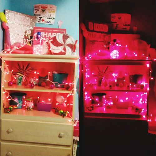 Best Christmas Lights im happy i chose to put lights on my cabinet😍😍😛😜🎅❄ Taking Photos Hello World Relaxing Enjoying Life Hi! That's Me Check This Out