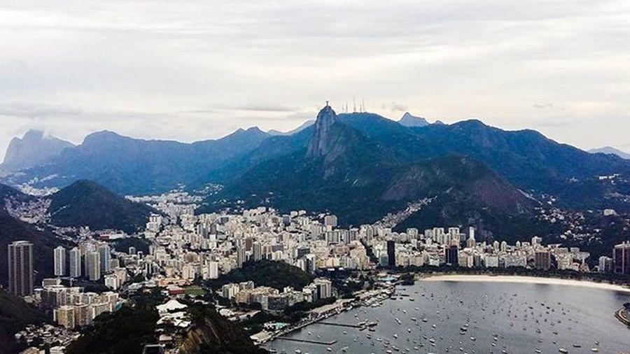 Beleza sem igual Rio Pãodeaçucar Brasil Riodejaneiro Riocomamor