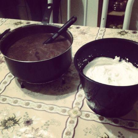 Hummm chocolate quente dlc ♥ Thais Jann Nayara
