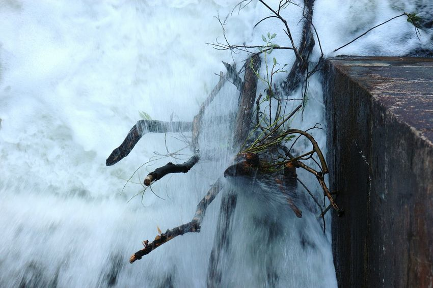 Eyem Gallery Flowing Water Close-up Outdoors Taking Photos Nature On Your Doorstep From My Neighborhood. Nature Motion Flowing Waterfall Beauty In Nature Scenics Idyllic Check This Out Taking Picture Urbanphotography Oslo Norway ✌