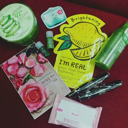 Essentials Asian  Skincare Korean Japanese  Products Taking Photos Check This Out Relaxing Pamper