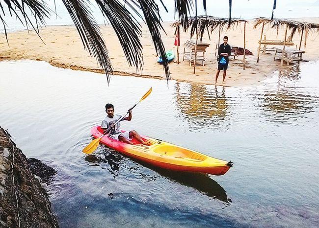 Kayaking ,,***** chilling