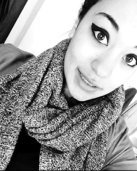 """It's just me, my self, and I'' 🎶 Black And White Dreaming Young Wild And Free(; Smile This Is Me Blackandwhite"