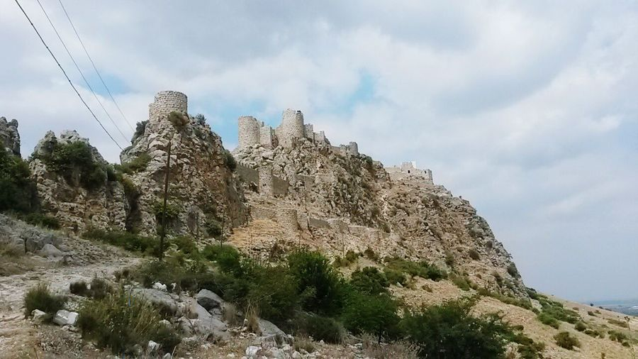 Snake Castle Adana Turkey EyeEm Historical Antique Check This Out 13thcentury Historical Building Historical