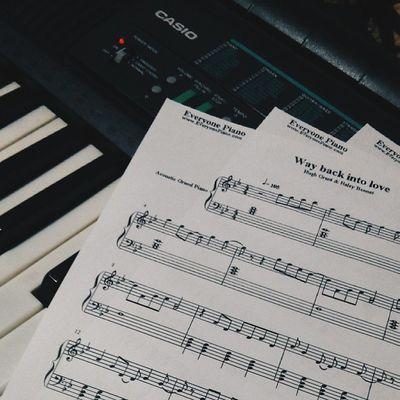 Music without the lyrics