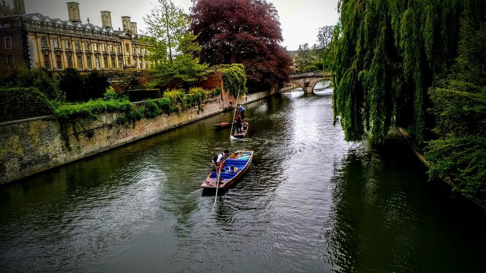 cam river water outdoors Nature beauty in Nature people punting Cam River Water Outdoors Nature Beauty In Nature People Punting United Kingdom England Day Cloud - Sky Cambridge Sunday Walk Nature Punting On The River Riverscape Tree Architecture Waterfront Transportation Real People River Mode Of Transport Nautical Vessel Building Exterior Lifestyles Togetherness Built Structure Sky Men