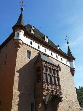 Castle Burgau Dueren Castle Burgau Dueren Sky Architecture Building Exterior Built Structure