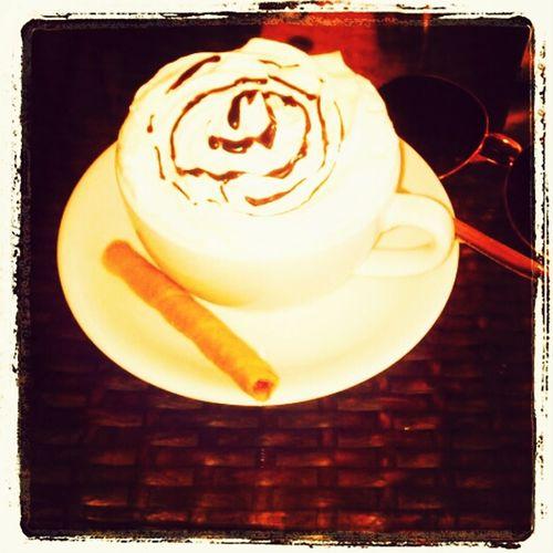Turkish Mocaco Cafe:)